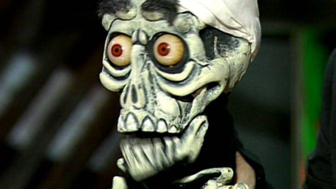 Achmed, the dead terrorist.
