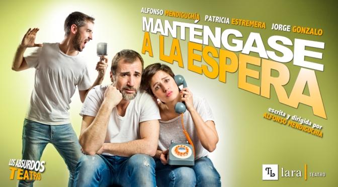 ¡ #MARTESABSURDOS a partir de Junio en el Teatro Lara!