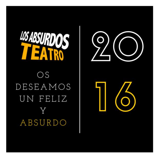 FELIZ Y ABSURDO 2016