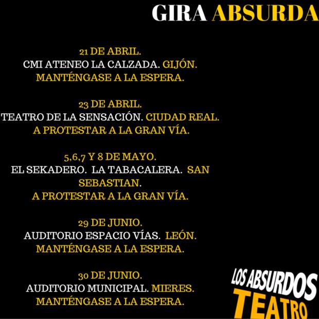 GIRA ABSURDA