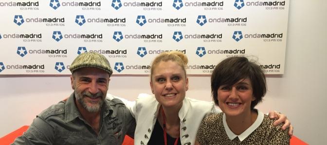 Entrevista en Madrid Premier