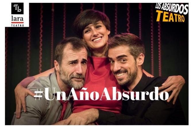 #UnAñoAbsurdo