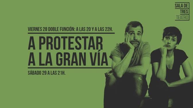 A protestar a Santander