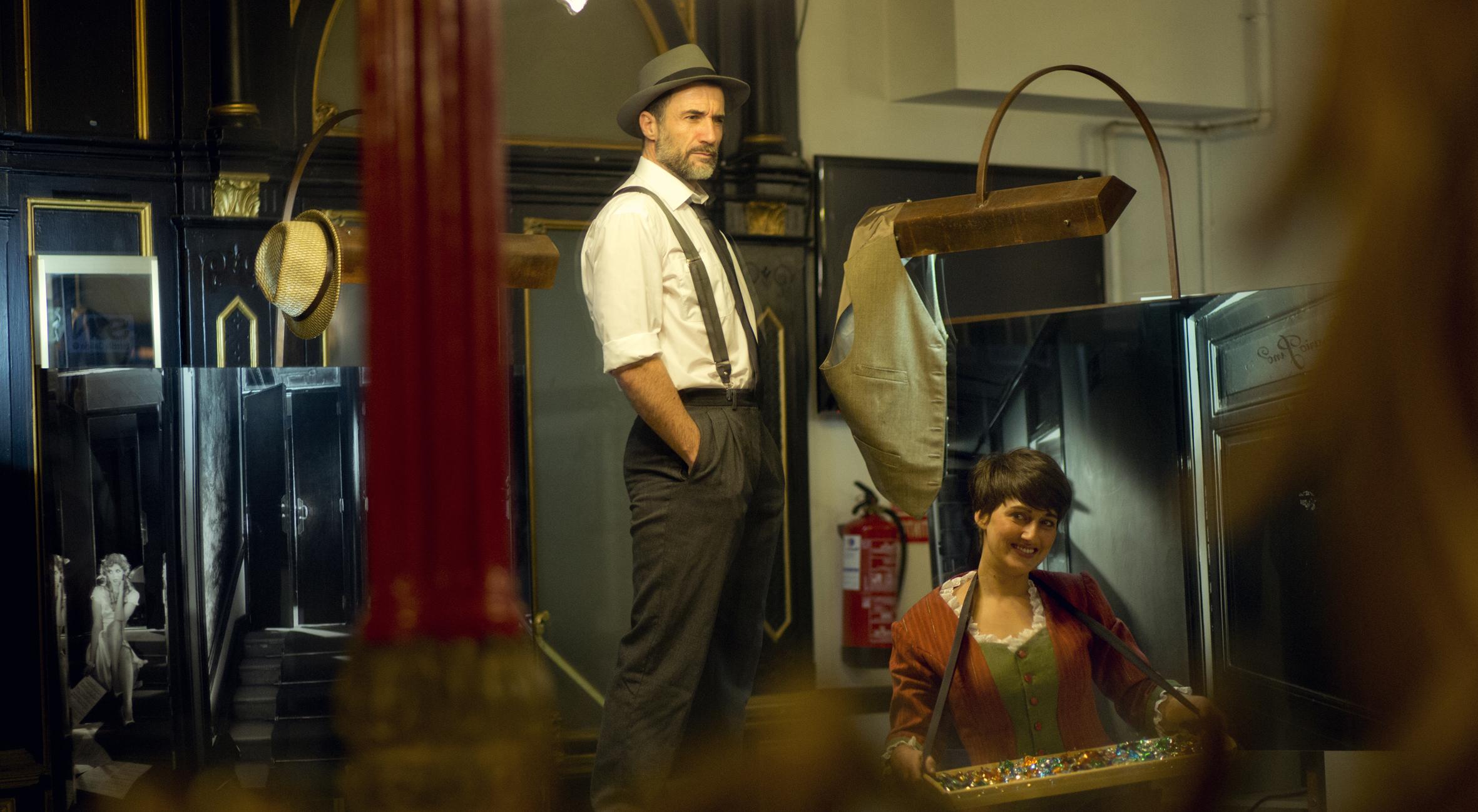 La Bombonera de Don Cándido. Los Absurdos Teatro.
