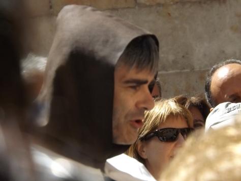 Mi nombre es Teresa. Los Absurdos. Salamanca.