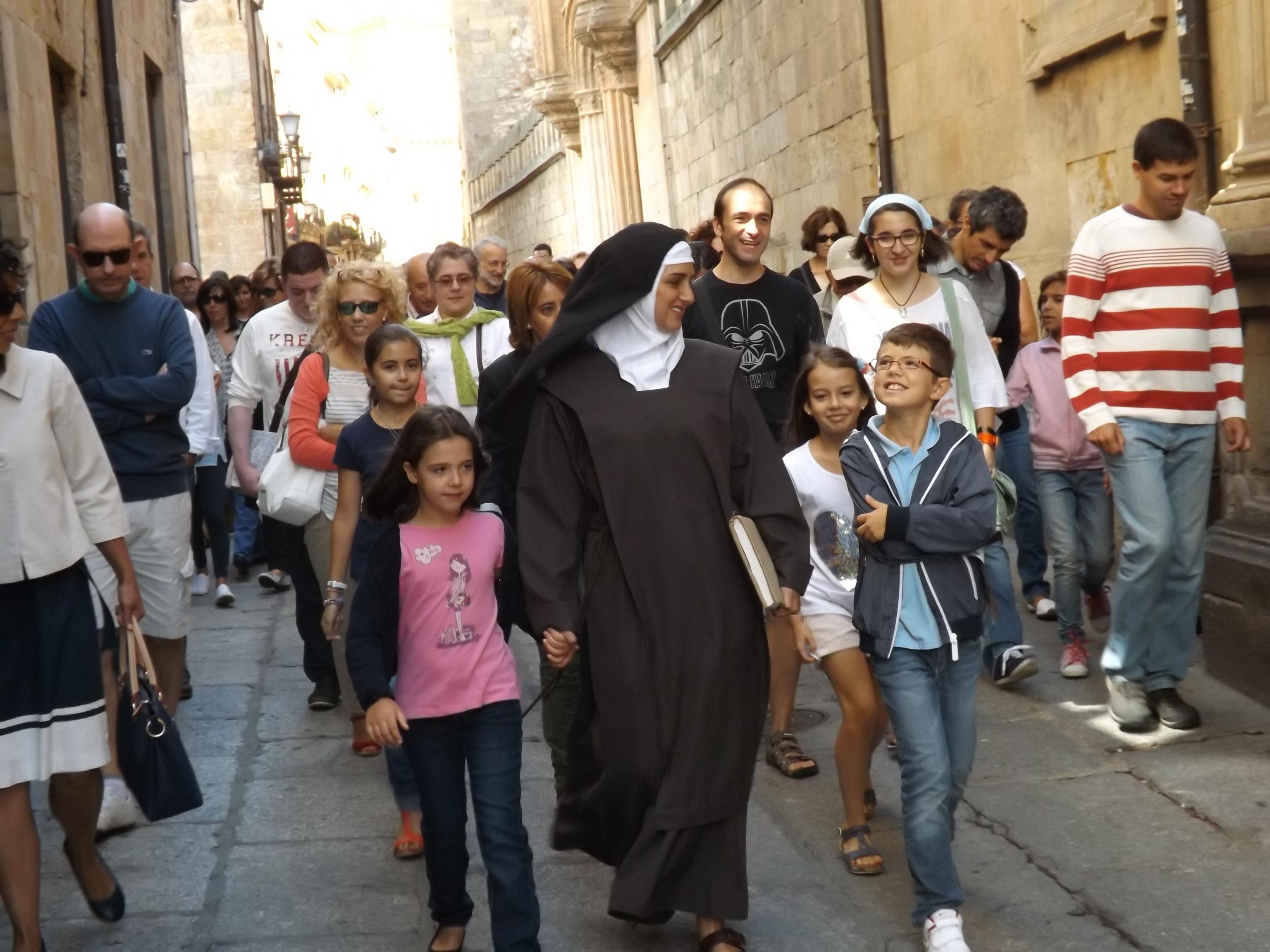 Mi nombre es Teresa. Los Absurdos Teatro. Salamanca. 14
