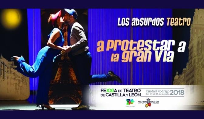 AGOSTO: FERIA DE CIUDAD RODRIGO Y TEATRO ALFIL.