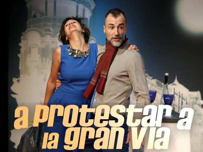 A protestar a Asturias