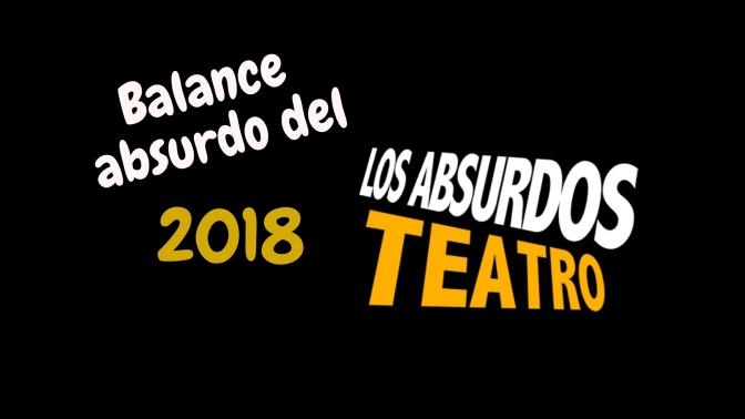 BALANCE ABSURDO DEL 2018