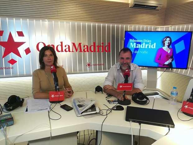 Entrevista absurda en Onda Madrid